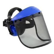 Hyundai Mesh Visor Face Mask & Ear Defenders